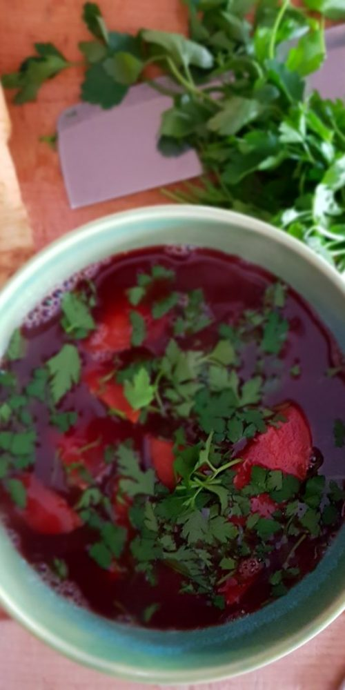 Ayurvedisch Kochen Misosuppe Rezept