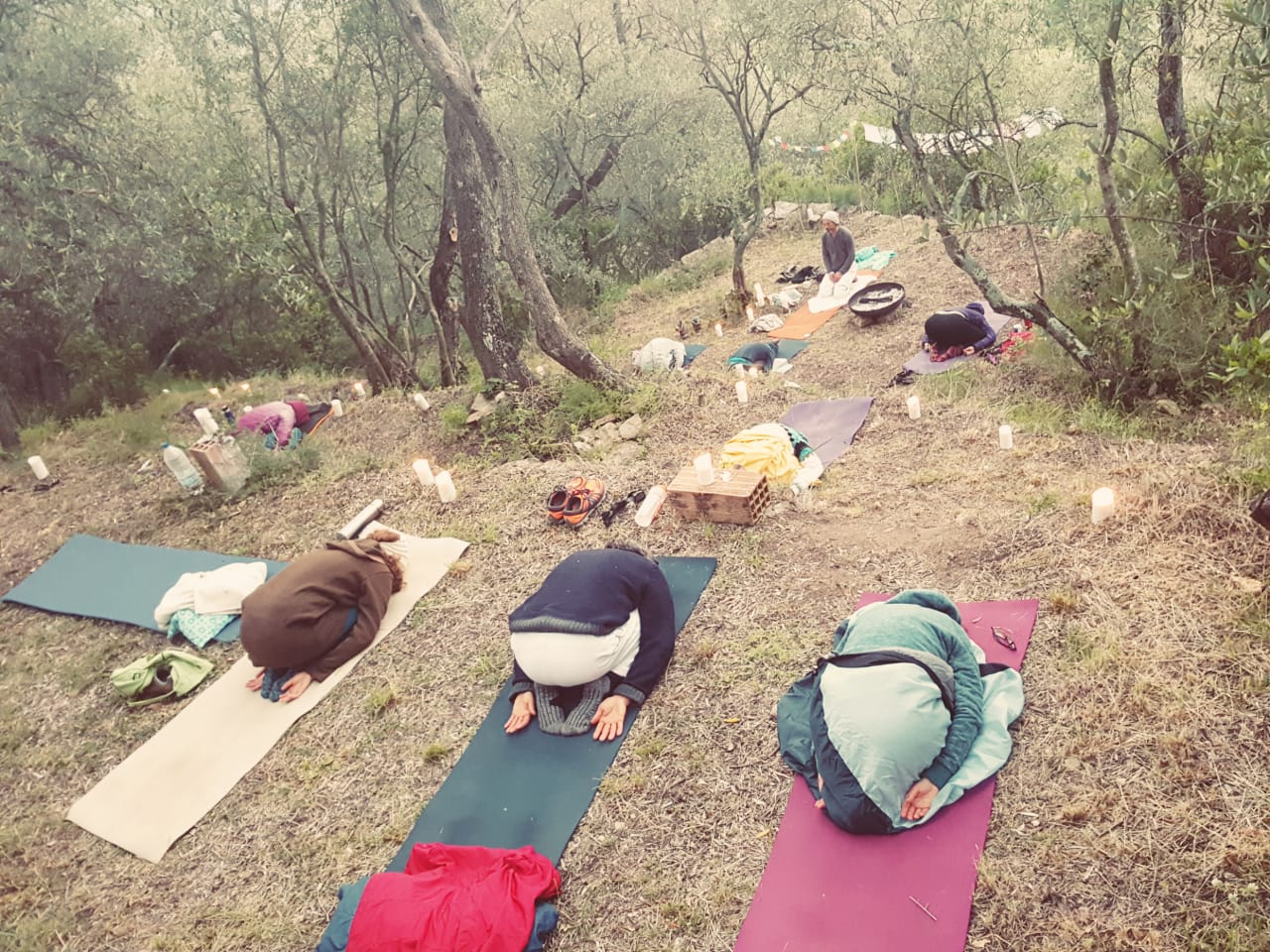 Summer of Extacy Kundalini Yoga Retreat Workshop